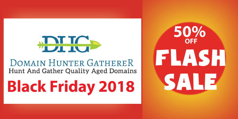 dhg-domain-hunter-gather-black-friday-2018
