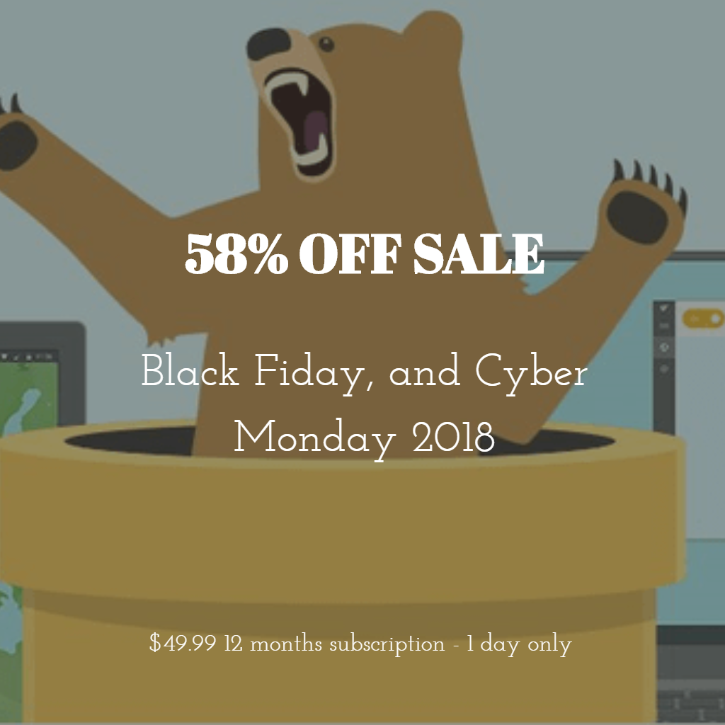 tunnelbear-vpn-cyber-monday-2018