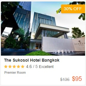 Check in Bangkok hotels