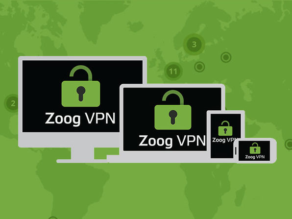 Zoog VPN: Lifetime Subscription