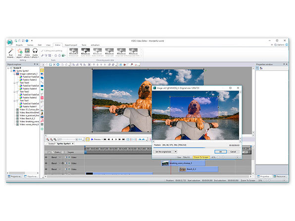 VSDC Video Editor Pro Purchase a License Key
