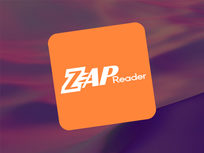 ZapReader: Lifetime Subscription - Product Image