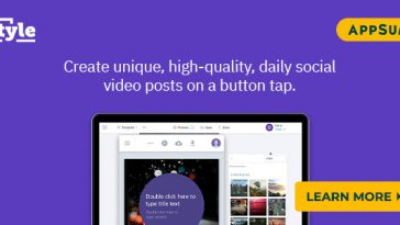 tyle.io smart video and image editor