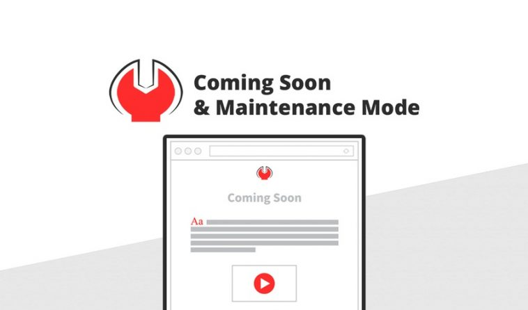 coming-soon-maintenance-mode