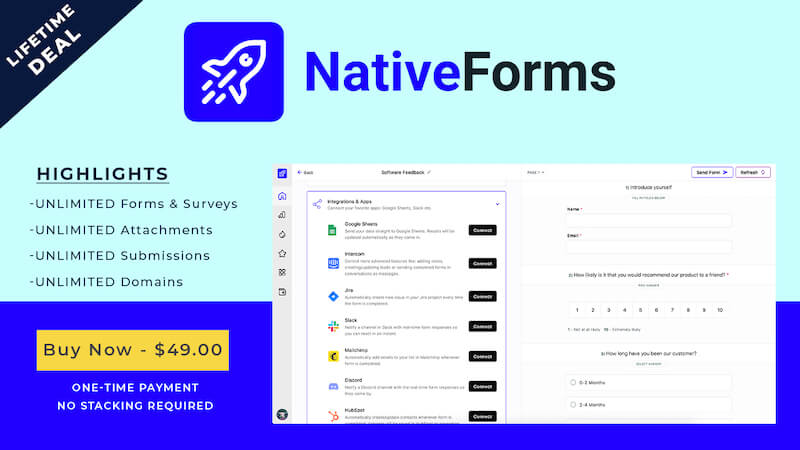 nativeforms