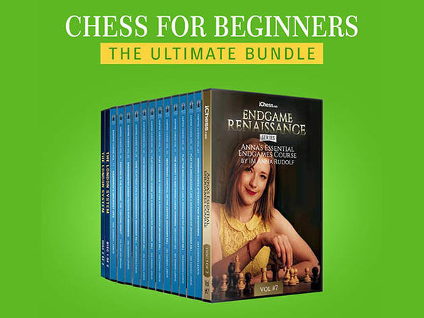 Chess for Beginners: The Ultimate Course Bundle